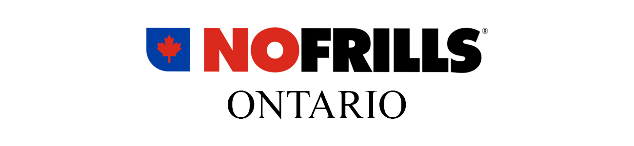 No Frills Ontario Weekly Latest Flyer