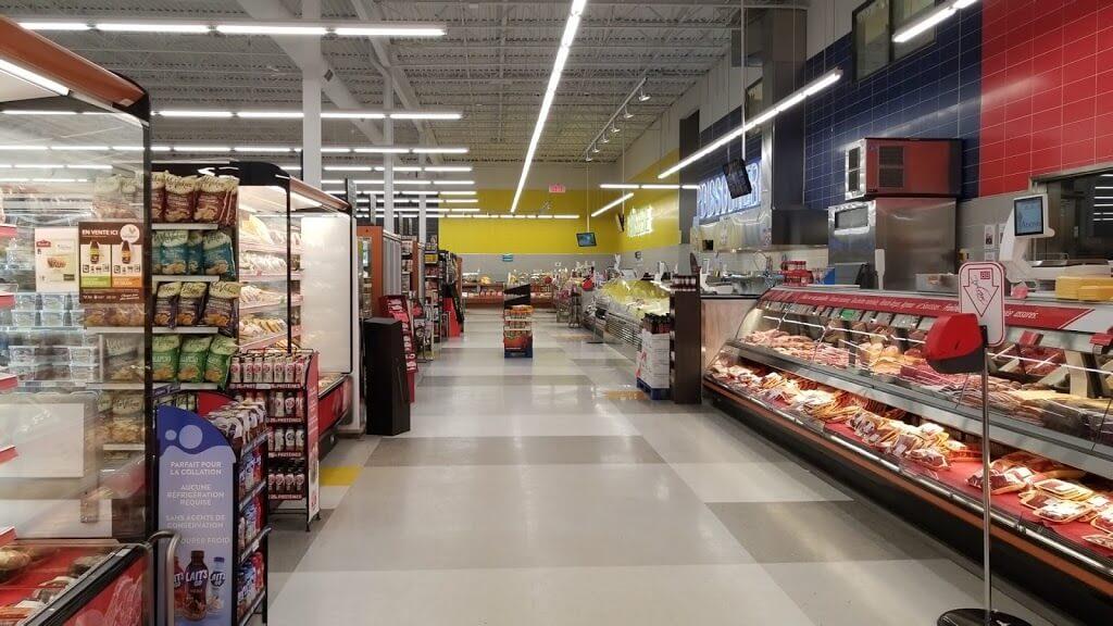 Adonis Supermarket Inside