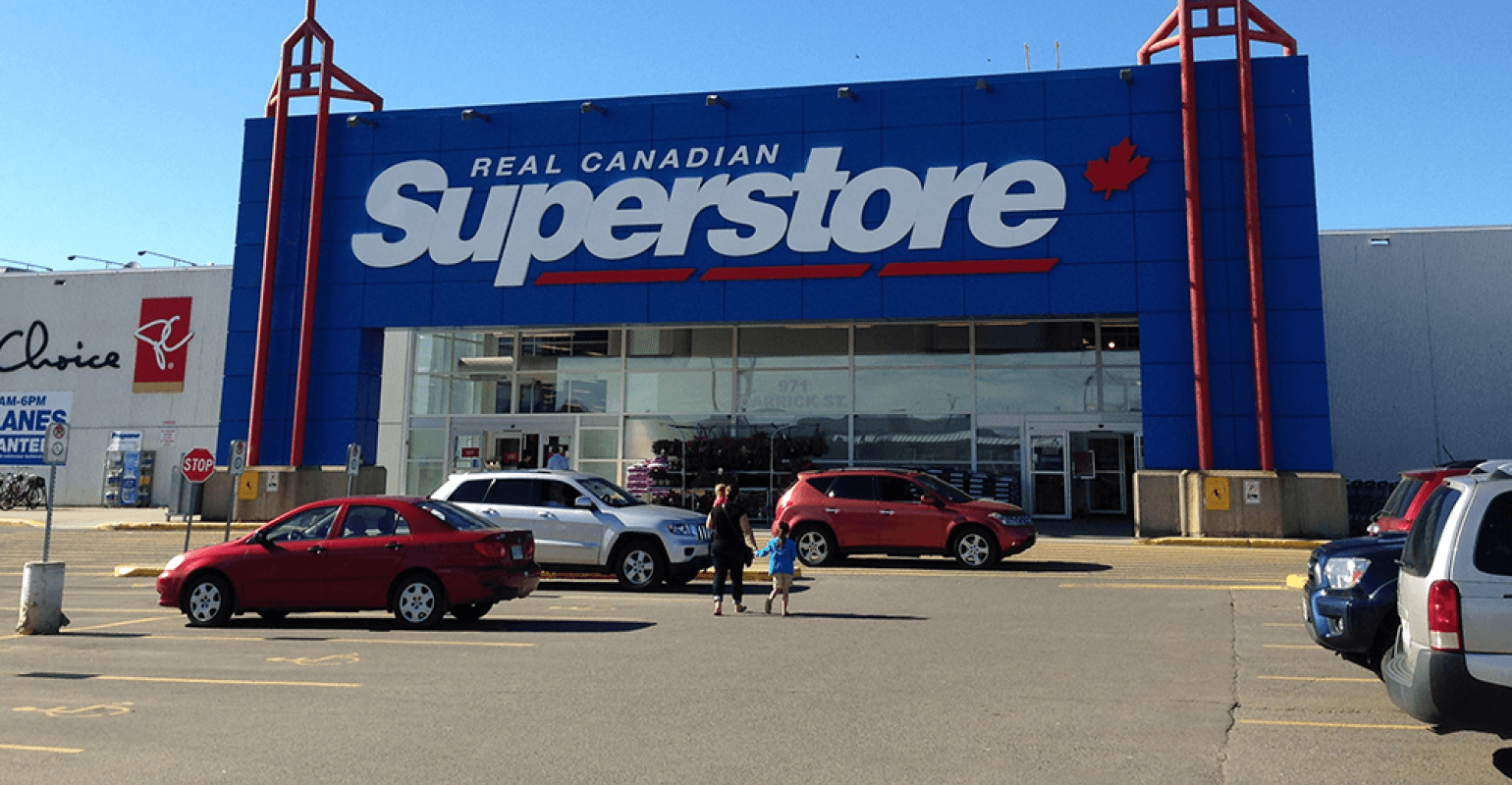 Canadian SuperStore Front Part