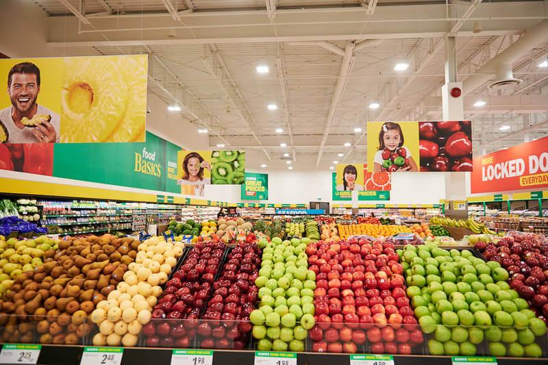 Food Basics Fruits