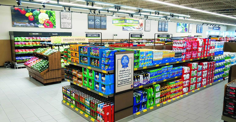 Independent Grocers Inside