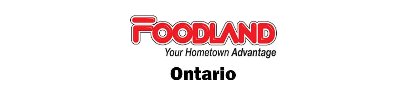 Foodland Ontario Weekly Flyers