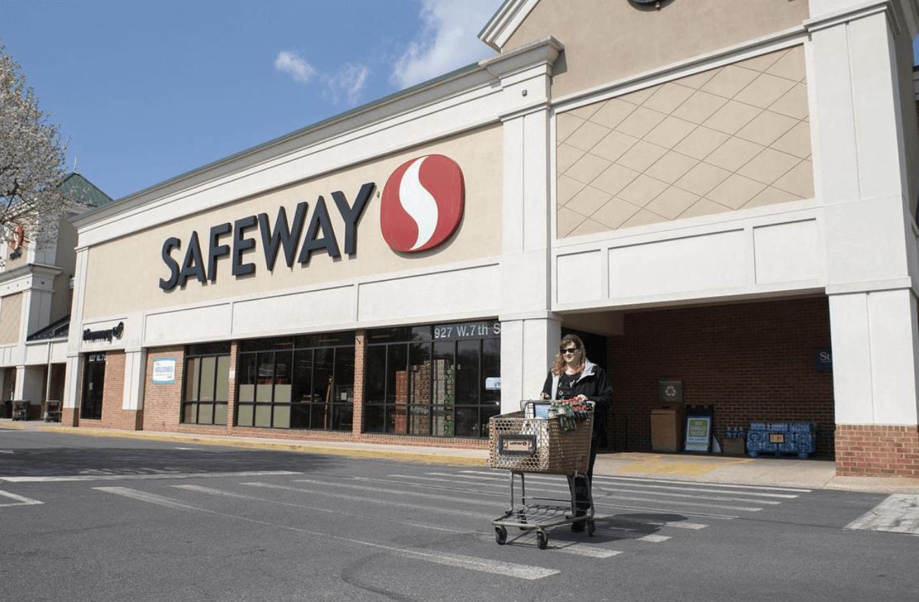Safeway Outside
