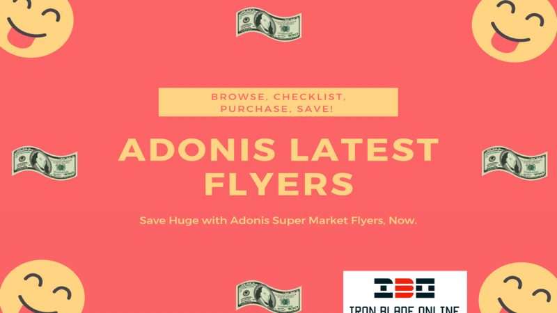 Marche Adonis Flyers January 2021 Latest Deals Live✔️