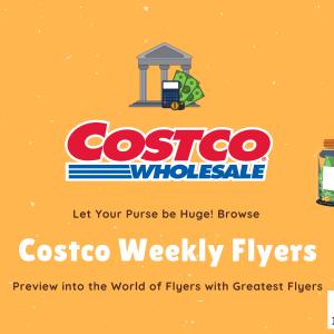 Costco Flyers (ON, Atlantic, QC) January 2021 Latest Deals Live✔️