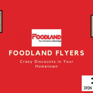 Foodland Flyers (ON, Atlantic) January 2021 Blockbuster Deals ✔️