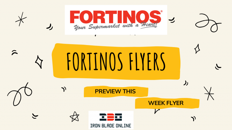 Fortinos Flyers Canada January 2021 Grab Latest Deals Now✔️