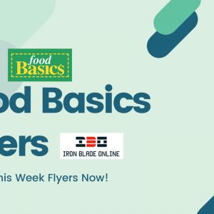 Food Basics Flyers (All Ontario) January 2021 Latest Deals Live✔️