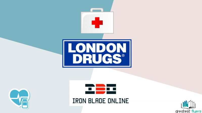 London Drugs Flyer January 2021 Awesome Deals Live✔️