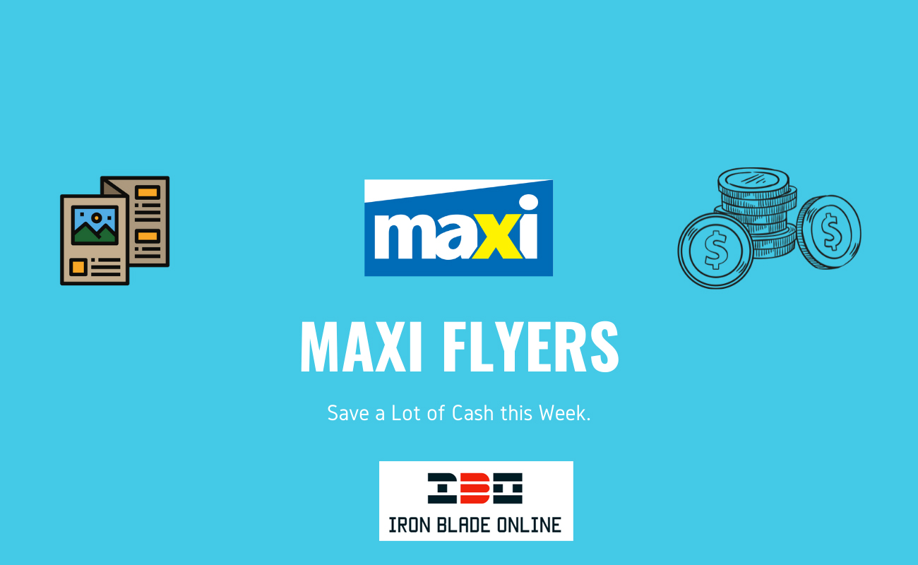 Maxi Flyers (All Canada) January 2021 Exploit Deals Live✔️