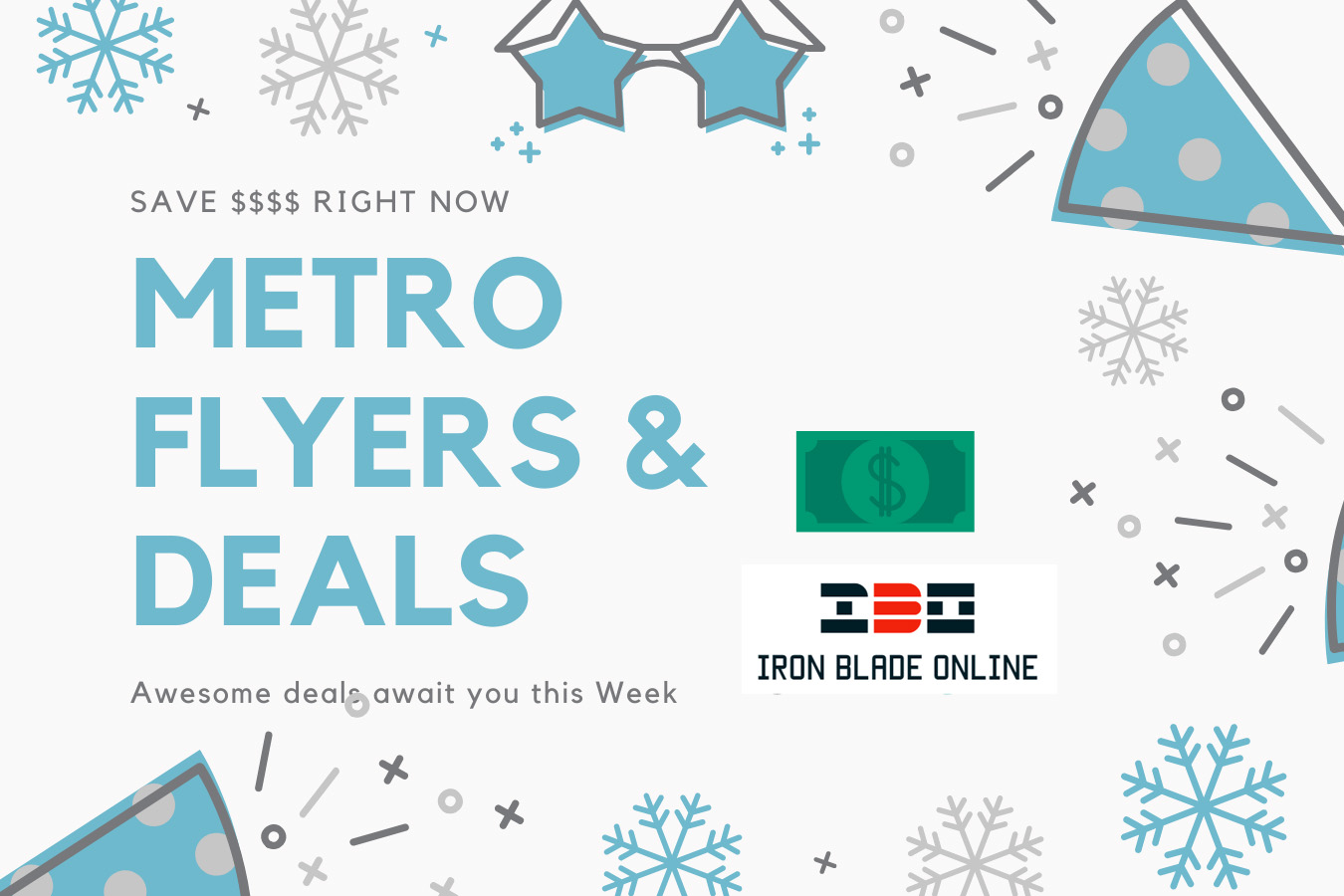 Metro Flyers (Ontario, Quebec) January 2021 Latest Deals Live✔️