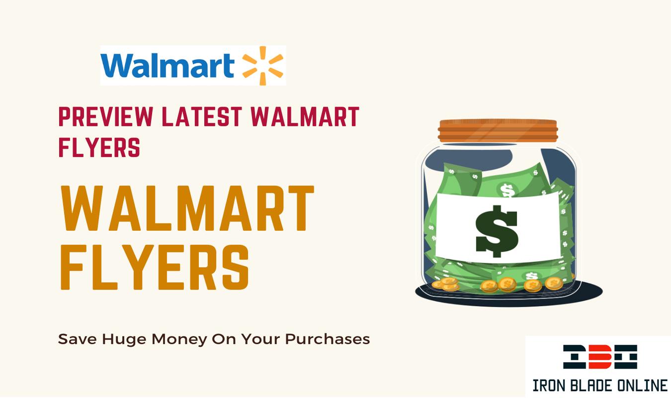 Walmart Flyers (ON, Atlantic, West, QC) January 2021 Latest Deals Live✔️